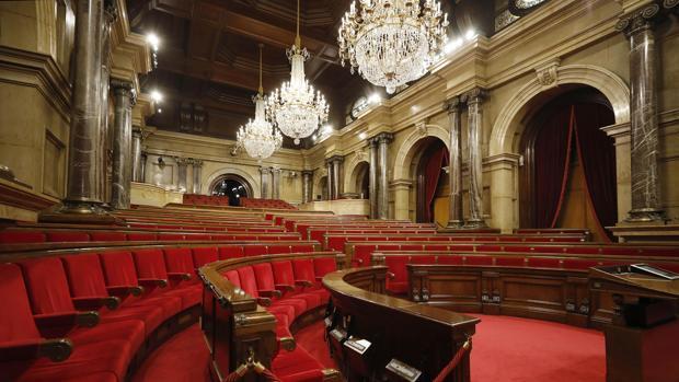 El salario mínimo de un diputado raso en el «Parlament»: 59.000 euros al año