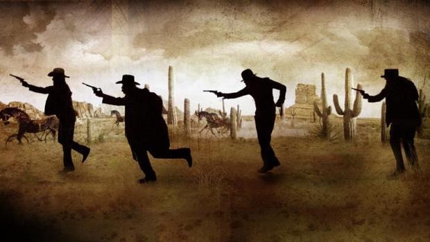 «Deadtown»: teatro de cine mudo en tres dimensiones