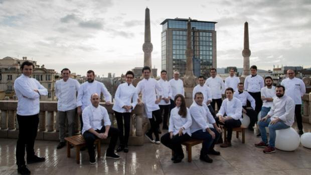 La gastronomía del Passeig de Gràcia reclama su sitio