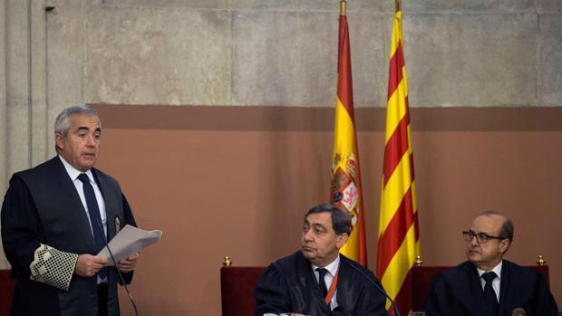 Aviso del nuevo fiscal jefe catalán: atacar la Constitución daña las «relaciones sociales»