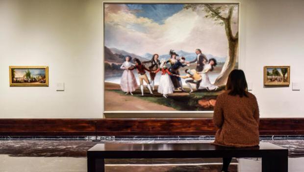 El Bellas Artes de Bilbao atestigua el camino al éxito de Goya