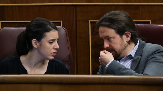 Irene Montero, sobre el relevo de Pablo Iglesias: «Eso siempre está abierto»