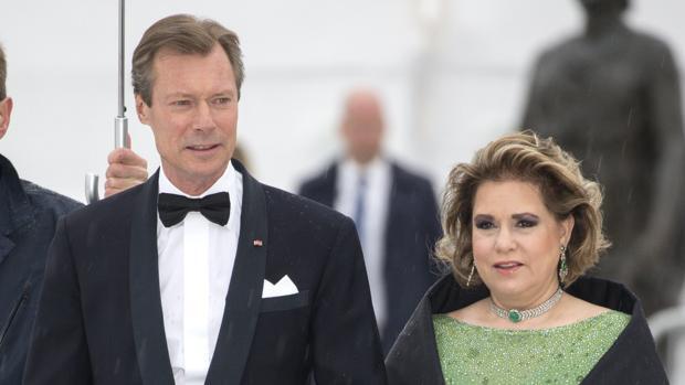 La Familia Ducal de Luxemburgo es evacuada de urgencia por el incendio en Francia