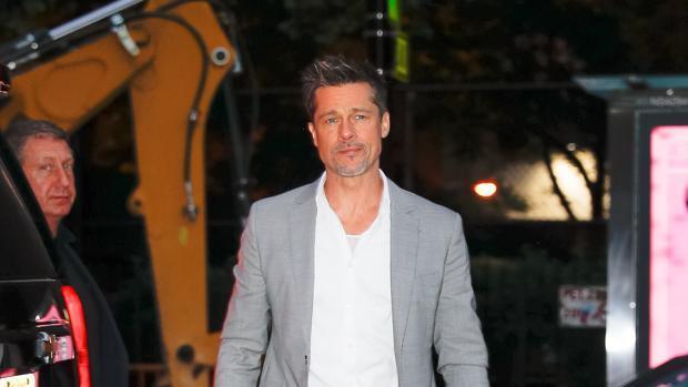 Brad Pitt, condenado a pagar medio millón de euros por impagos a una artista