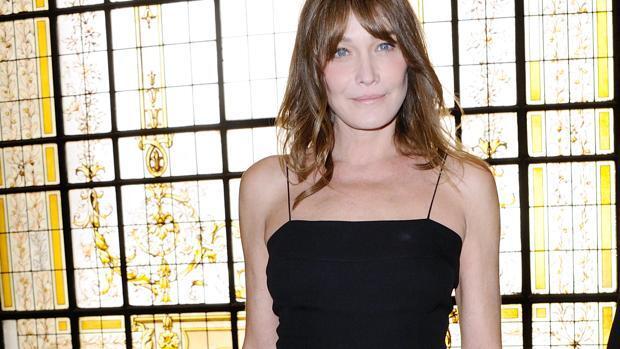 Carla Bruni: «Mi marido es una bomba. El Elíseo fue un horror»