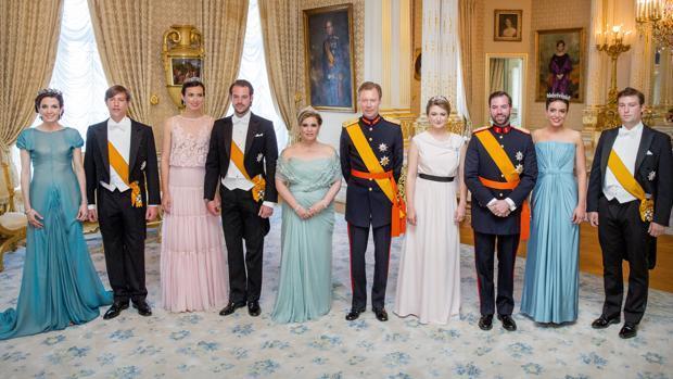 El divorcio que hace temblar a la Gran Familia Ducal de Luxemburgo