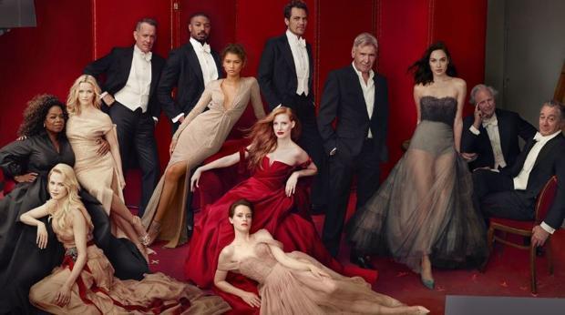 James Franco borrado y Reese Witherspoon con tres piernas: el exceso de photoshop de «Vanity Fair»