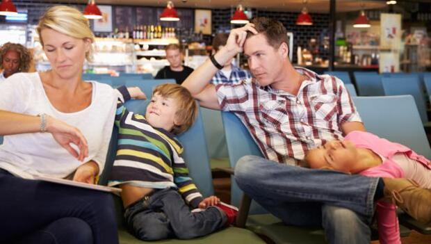 Vacaciones: Cómo sobrevivir las 24 horas juntos en familia