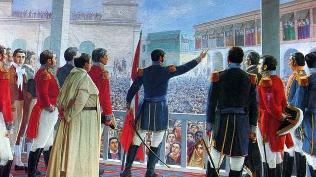 El mito de José de San Martín, el soldado «andaluz» que apuñaló al Imperio español en América