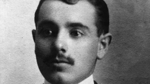 El héroe español del Lusitania