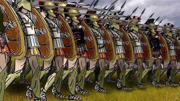 Los indestructibles Diez Mil de Jenofonte: la fuga griega que hundió la reputación del Gran Rey Persa