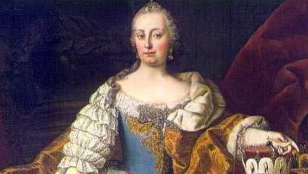 María Teresa I de Austria, la Reina que prohibió la quema de brujas
