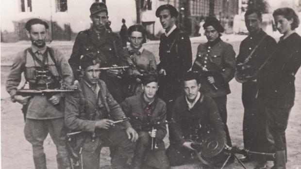 La crueldad del batallón secreto de judíos que quería asesinar a seis millones de nazis