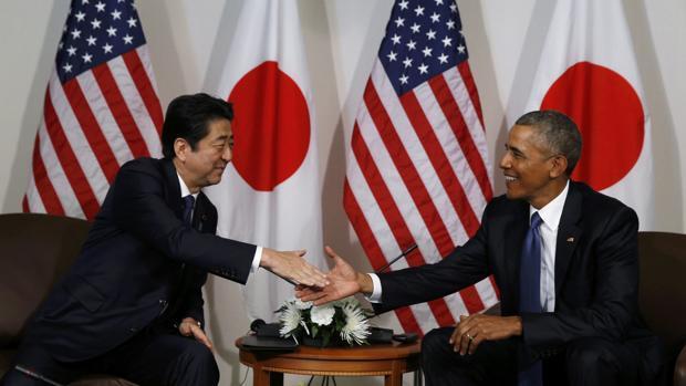 Shinzo Abe: «Nunca más debemos repetir los horrores de la guerra»