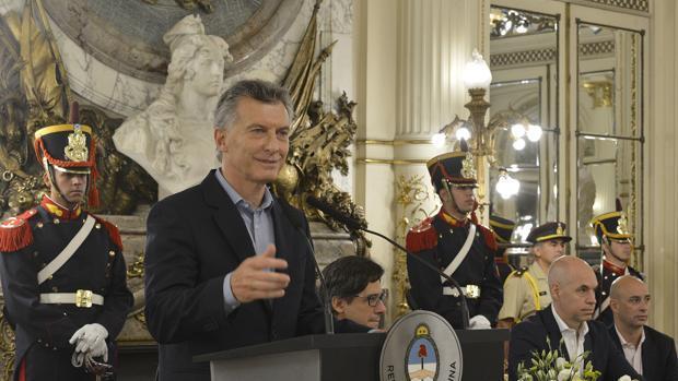 Macri se pone firme con los delincuentes extranjeros