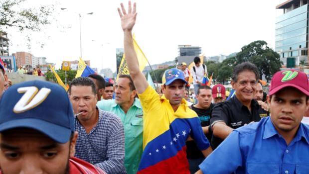 Una ONG pide la detención de Capriles por el caso Odebrecht