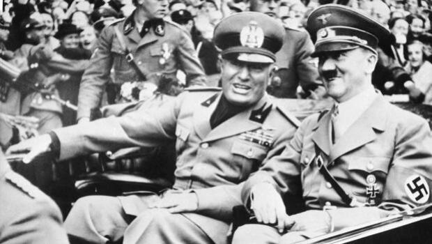 Hitler frustró la creación de la UE en los años 30