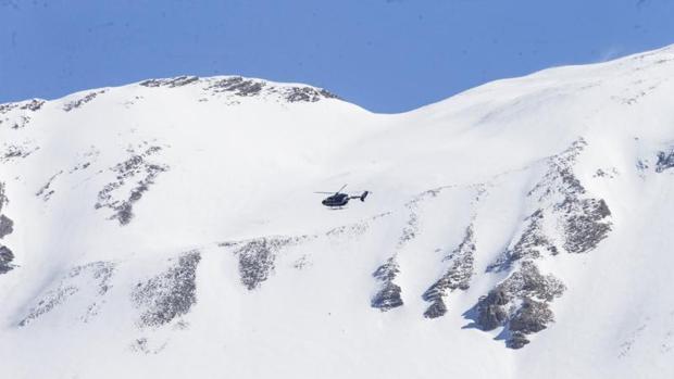 Tres muertos en una avalancha de nieve en los Alpes franceses