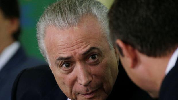 La Policía brasileña concluye que el grupo J&F pagó sobornos al presidente brasileño Temer