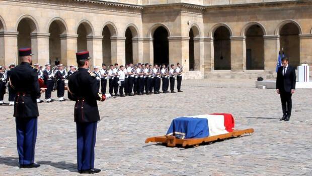 Simone Veil reposará en el Panteón de París junto a su esposo