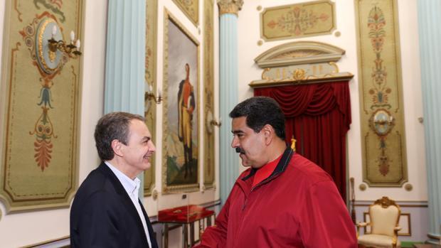 Zapatero regresa a Venezuela como mediador entre el Gobierno y la oposición
