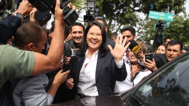 La fiscalía de Perú confirma que Odebrecht realizó donaciones a la campaña de Keiko Fujimori