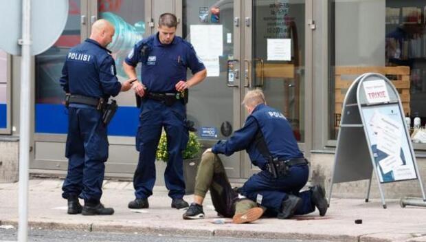 La Policía eleva a dos los fallecidos en el ataque con cuchillo de Turku (Finlandia)