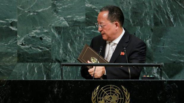 Pyongyang advierte que los insultos a Kim Jong-un hacen «inevitable» que sus cohetes sobrevuelen EE.UU.