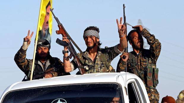 Las milicias apoyadas por EE.UU. reconquistan Raqqa, la «capital» de Daesh en Siria