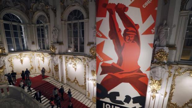 El sombrío legado de la revolución comunista sigue vivo en Rusia