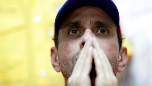 El Gobierno concede la nacionalidad española a los padres de Henrique Capriles