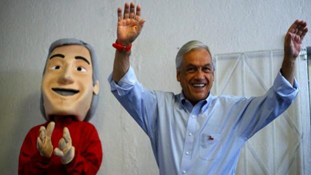 Piñera busca su regreso a La Moneda tres años después frente a una izquierda dividida