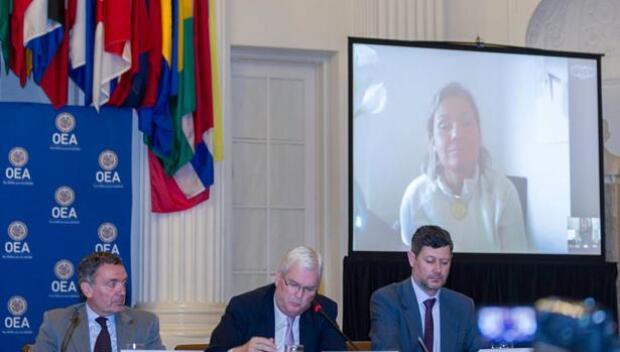 La jueza que detuvo a López huyó de Venezuela por miedo a ser asesinada por el Gobierno de Maduro