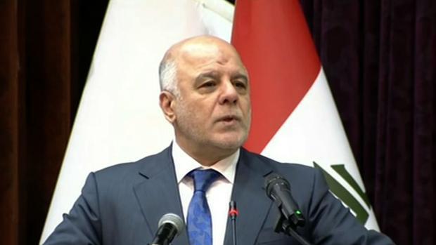 Irak anuncia «el final de la guerra» contra el Estado Islámico