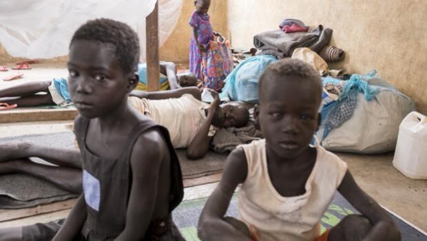 Kakuma, el viaje de los refugiados a «ninguna parte»