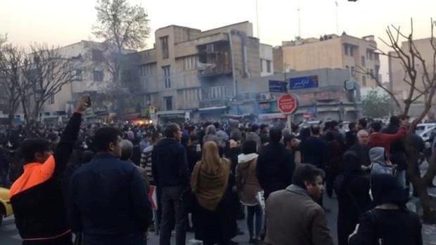 La revuelta iraní agrava la guerra larvada entre Teherán y Riad