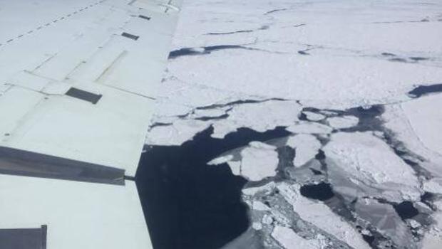 El Ártico y la Antártida baten récords mínimos de hielo marino en noviembre