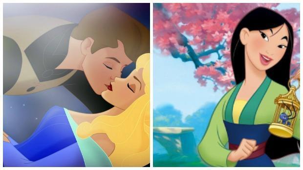 ¿Es machista el cine que ven nuestros hijos?: las «delicadas y lloronas» princesas de Disney