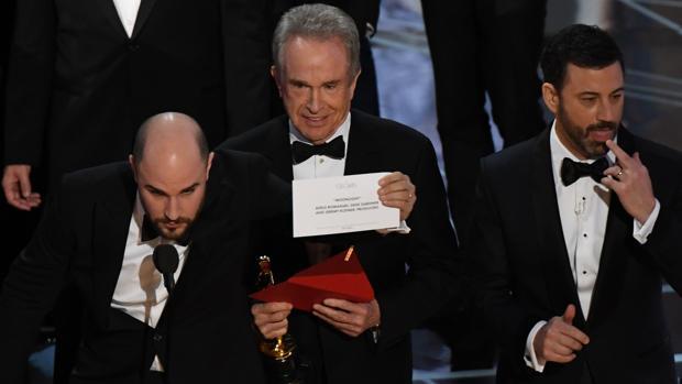 El histórico error de «Bonnie and Clyde» y otros momentazos de los Oscars