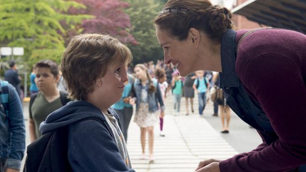 Tráiler de «Wonder», lo más esperado de Julia Roberts