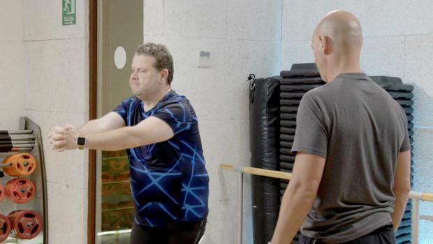El nuevo reto de Alberto Chicote en Antena 3: ponerse «En forma en 70 días»