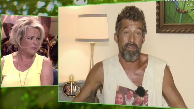 José Luis podría abandonar «Supervivientes»