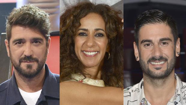 Melendi sustituye a David Bisbal y será coach junto a Rosario y Antonio Orozco en «La Voz Kids 4»