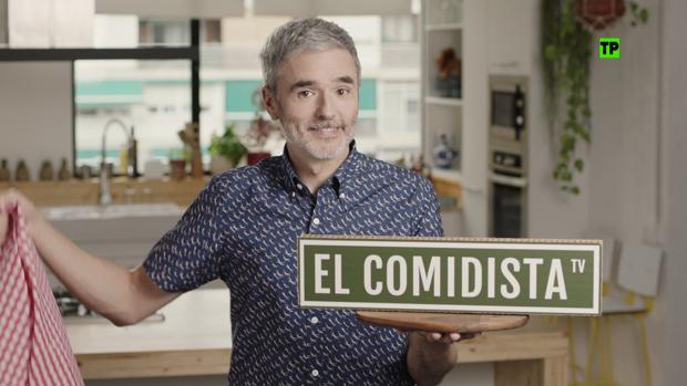 Mikel López Iturriaga, «El Comidista»: «Arguiñano es el dios de la cocina televisiva, tiene un poder hipnotizador»