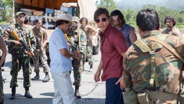 Tom Cruise, licencia para (narco)traficar