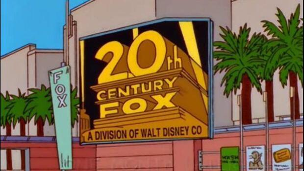 Los Simpson ya predijeron hace 20 años que Disney compraría Fox
