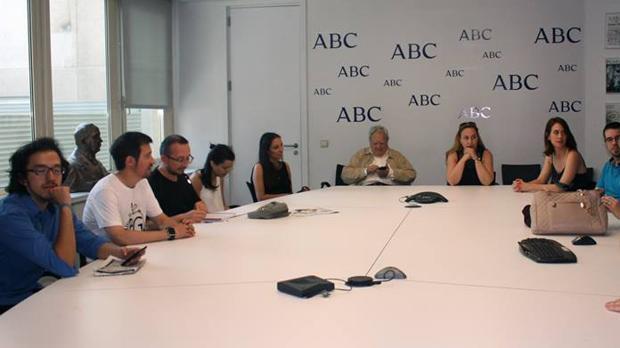 La Escuela de Periodismo Manuel Martín Ferrand suma nuevos colaboradores
