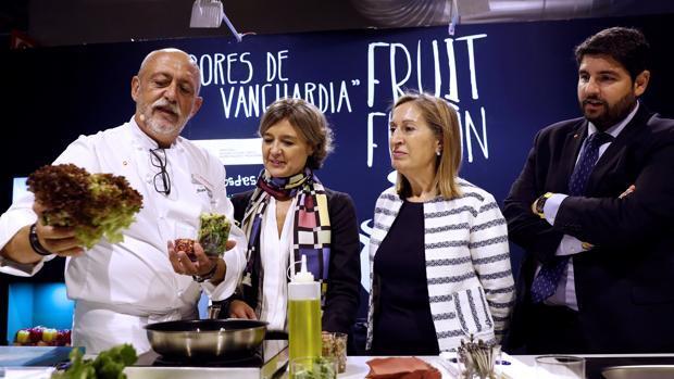 El sector hortofrutícola español exhibe su liderazgo exportador en Fruit Attraction