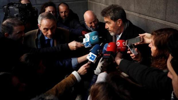 El abogado de la víctima en el juicio a «La Manada»: «Los videos son repugnantes»