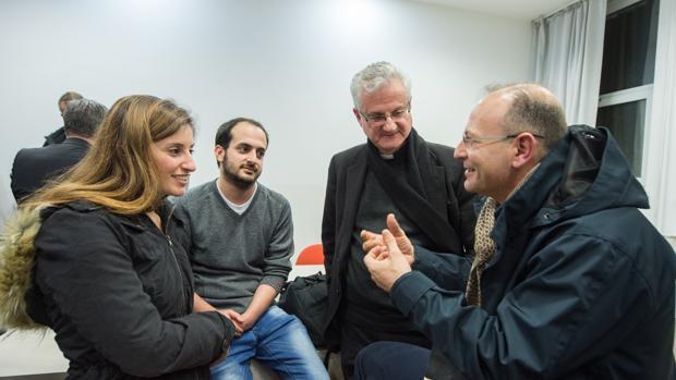 Los obispos europeos se comprometen a convertir Tierra Santa en «un lugar más humano para los jóvenes»